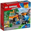LEGO Juniors - Le camion de réparation des routes (10750)