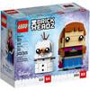 LEGO BrickHeadz - Anna et Olaf (41618)