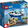 LEGO City - Le jet de patrouille de la police (60206)