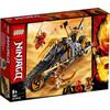 LEGO Ninjago - La moto tout-terrain de Cole (70672)