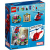 LEGO Marvel Super Heroes - La menace de Mystério (76149)