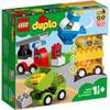 LEGO Duplo - Mes premiers véhicules (10886)