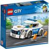 LEGO City - La voiture de patrouille de la police (60239)