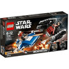 LEGO Star Wars - Microfighter A-Wing vs. Silencer TIE (75196)