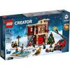 LEGO Creator - La caserne des pompiers du village d