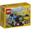 LEGO Creator - Le train express bleu (31054)