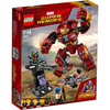 LEGO Marvel Super Heroes - Le combat de Hulkbuster (76104)