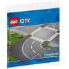 LEGO City - Virage et carrefour (60237)