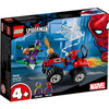 LEGO Marvel Super Heroes - Spider-Man et la course poursuite en voiture (76133)