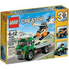 LEGO Creator - 3 in 1 Chopper Transporter (31043)