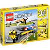 LEGO Creator - Le spectacle aérien (31060)