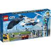 LEGO City - La base aérienne de la police (60210)