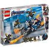 LEGO Marvel Super Heroes - Captain America et l