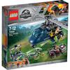 LEGO Jurassic World - La poursuite en hélicoptère de Blue (75928)