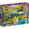 LEGO Friends - Le buggy et la remorque de Stéphanie (41364)