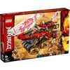 LEGO Ninjago - Le Q.G. des ninjas (70677)