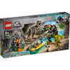 LEGO Jurassic World - La bataille du T. rex  contre le Dino-Mech (75938)