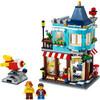 LEGO Creator - Le magasin de jouets du centre-ville (31105)