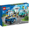LEGO City - La station-service (60257)