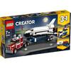 LEGO Creator - Le transporteur de navette (31091)