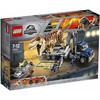 LEGO Jurassic World - Le transport du T. rex (75933)