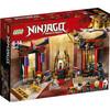 LEGO Ninjago - La confrontation dans la salle du trône (70651)