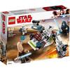 LEGO Star Wars - Pack de combat des Jedi et des Clone Troopers (75206)