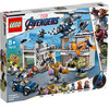 LEGO Marvel Super Heores - L
