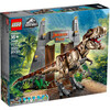 LEGO Jurassic World -  Jurassic Park : le carnage du T. rex (75936)