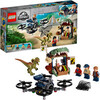 LEGO Jurassic World - Dilophosaure en liberté (75934)