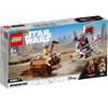 LEGO Star Wars - Le combat des Microfighters : T-16 Skyhopper contre Bantha (75265)
