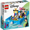 LEGO Disney Princess - Les aventures de Mulan dans un livre de contes (43174)