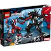 LEGO Marvel Super Heroes - Le robot de Spider-Man contre Venom (76115)