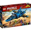 LEGO Ninjago - Le supersonic de Jay (70668)