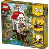 LEGO Creator - Les trésors de la cabane dans l
