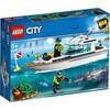 LEGO City - Le yacht de plongée (60221)