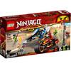 LEGO Ninjago - La moto de Kai et le scooter des neiges de Zane (70667)