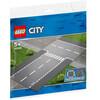 LEGO City - Droite et intersection (60236)