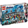 LEGO Marvel Super Heroes - La salle des armures d