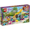 LEGO Friends - La soirée piscine d