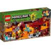 LEGO Minecraft - Le pont de Blaze (21154)