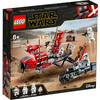 LEGO Star Wars - La course-poursuite en speeder sur Pasaana (75250)