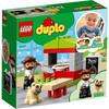 LEGO Duplo - Le stand à pizza (10927)