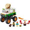 LEGO Creator - Le Monster Truck à hamburgers (31104)