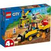 LEGO City - Le chantier de démolition (60252)