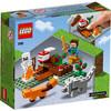 LEGO Minecraft - Aventures dans la taïga (21162)