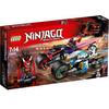 LEGO Ninjago - La Course de rues en motos (70639)