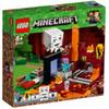LEGO PER COLLEZIONISTI MINECRAFT  21143  IL PORTALE DEL NETHER  NUOVO