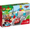 LEGO DUPLO Cars (10924). Il giorno della gara di Saetta McQueen