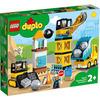 LEGO DUPLO Town (10932). Cantiere di demolizione